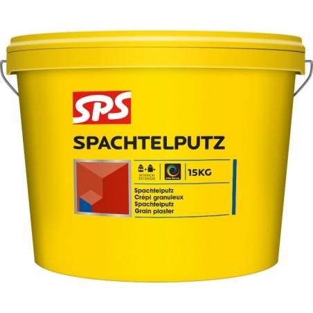 SPS Zrnitá omítka silikonová fasádní SB 15kg