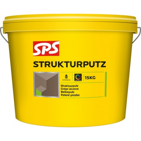 SPS Strukturovaná omítka 15kg