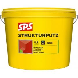 SPS Rýhovaná omítka fasádní 15kg