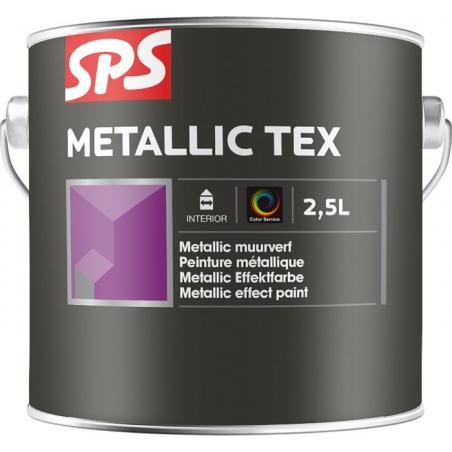 SPS Metalická malířská barva 1l
