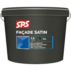 SPS Fasádní akrylátová barva - satén 10l