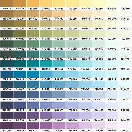 SPS Silikonová fasádní barva 10l