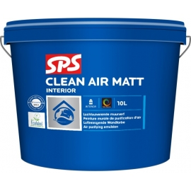 SPS Clean Air Matt 10l