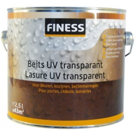 SPS Finess lazura UV středněvrstvá - lesk 2,5l