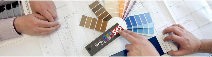 Tónování fasádních barev