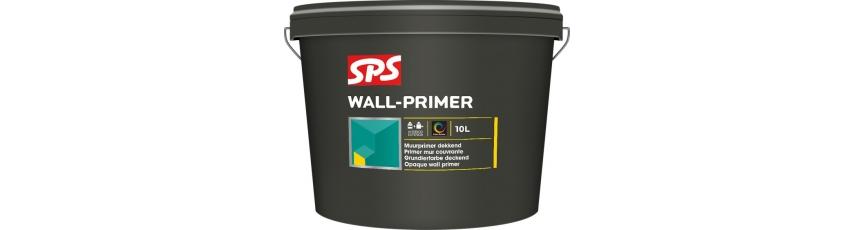 SPS Základní nátěry na zeď