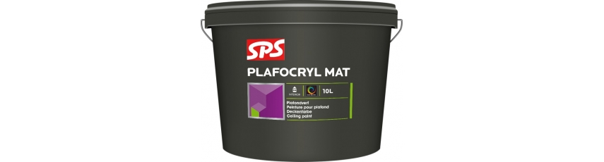 SPS Plafocryl mat