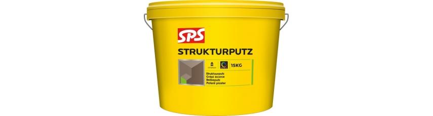 SPS Strukturovaná omítka