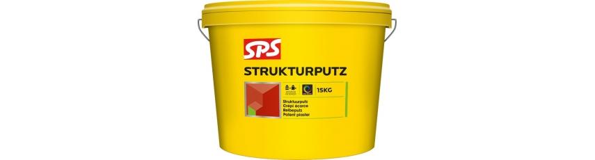 SPS Strukturovaná omítka fasádní