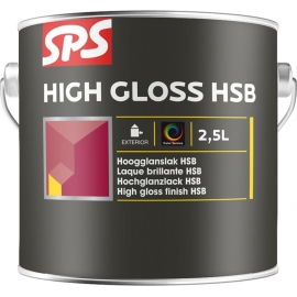 SPS Lesklá krycí silnovrstvá lazura HSB 1l