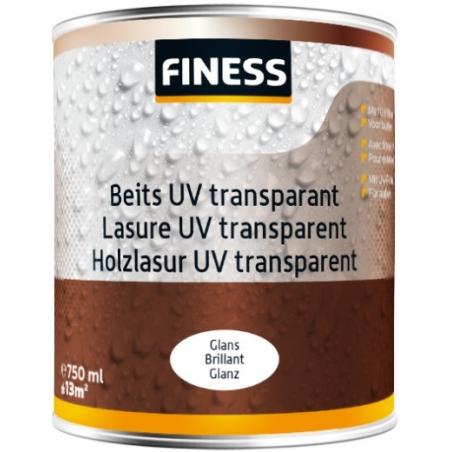 SPS Finess lazura UV středněvrstvá - lesk 0,75l