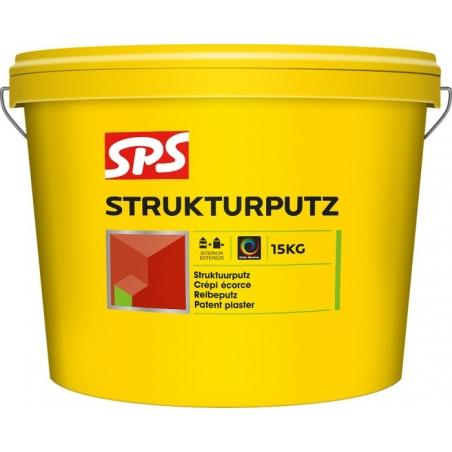 SPS Strukturovaná omítka fasádní 15kg
