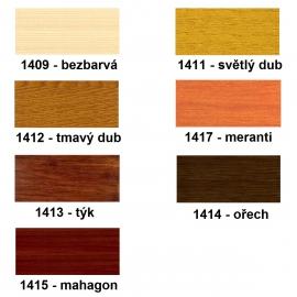 SPS Lazura na dřevo akrylátová UV 10l