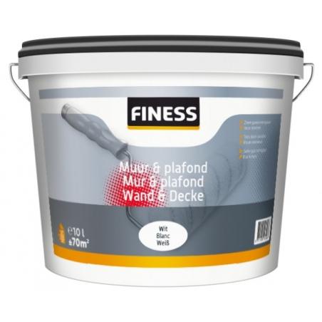 Finess Malířská barva tónovaná 8kg