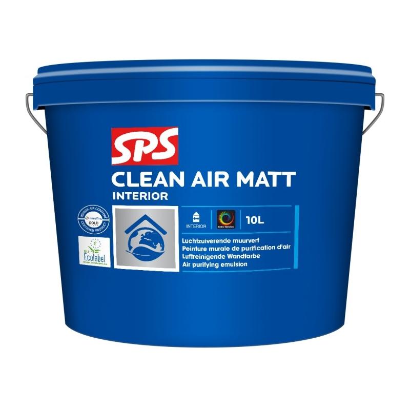 SPS Clean Air Matt 10l