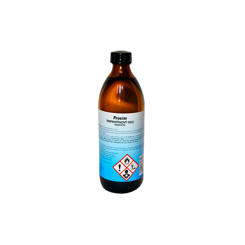 Terpentýnový olej 450g