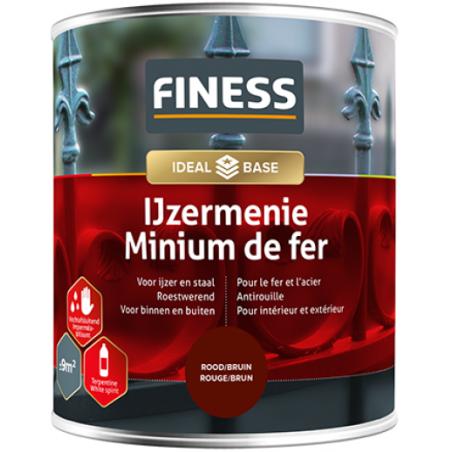 SPS Ferrominiový základní nátěr 2,5l