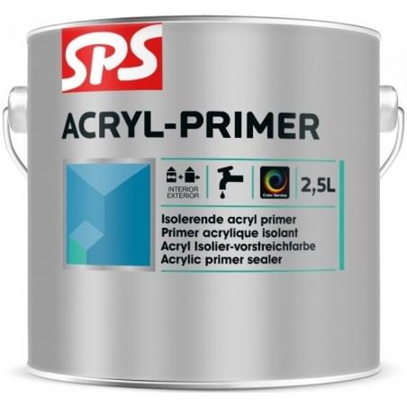 SPS ISO Základní vodouředitelný nátěr 2,5l