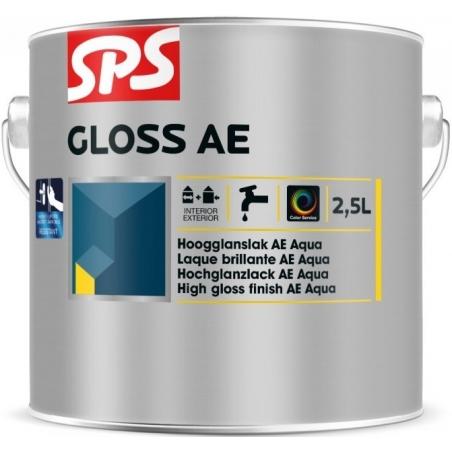 SPS Profi email krycí vodouředitelný - lesk 2,5l
