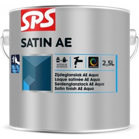 SPS Profi email krycí vodouředitelný - satén, tónovaný 2,5l