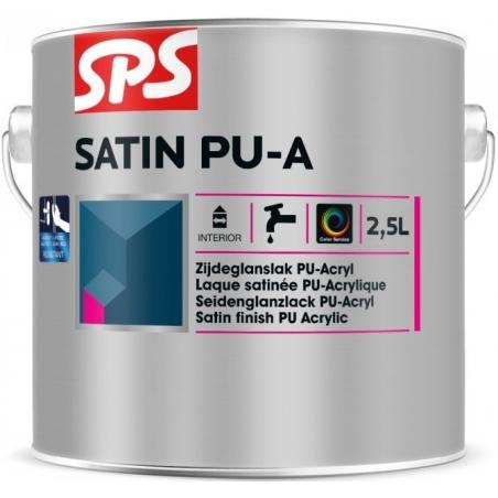 SPS Profi interiérová vodouředitelná barva - satén 2,5l