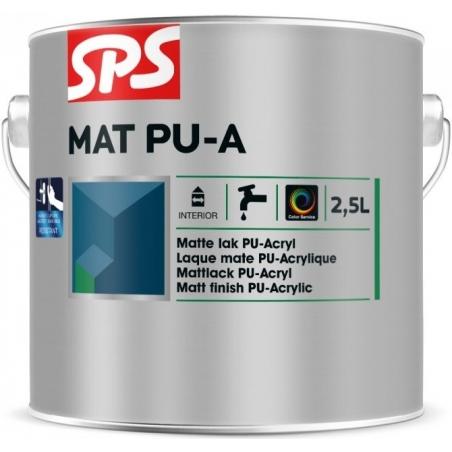 SPS Profi interiérová vodouředitelná barva - mat, tónovaná 2,5l