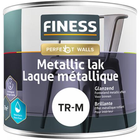 Finess Metalická lakovací barva - tónovaná 0,5l