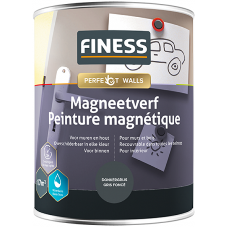 SPS Magnetická barva 0,5l