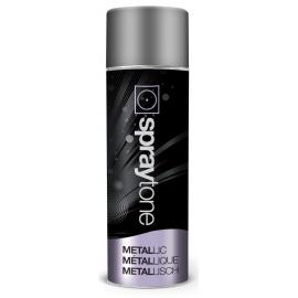 Spraytone Metalická barva sprej 0,4l