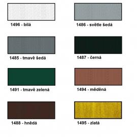 SPS Ozdobná kladívková barva na železo 0,25l