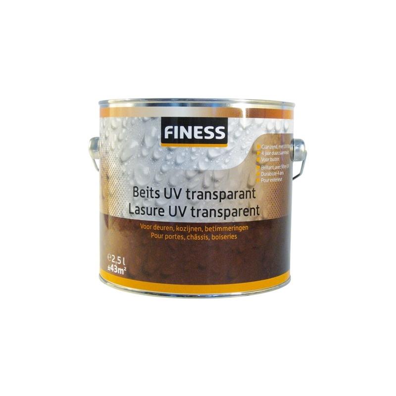 SPS Finess lazura UV středněvrstvá 2,5l