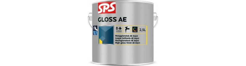 SPS Akrylátová barva - lesk | UV filtr