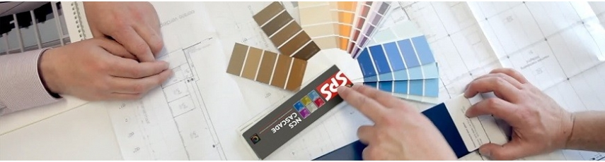 Tónování interiérových malířských barev