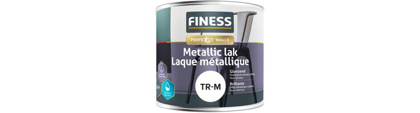 Finess Metalická barva na dřevo, kov a plast