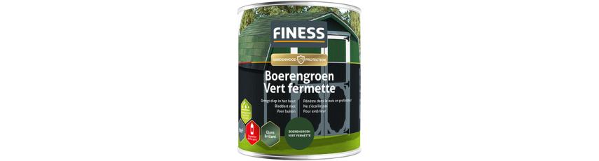 SPS Farmářská zelená barva na dřevo UV