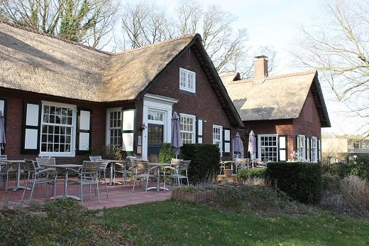 Rekreační areál Landgoed Ginkelduin - SPS Unimat
